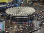 Warszawska Rotunda to jedno z najbardziej rozpoznawalnych miejsc w Warszawie. Niestety jest trochę zaniedbana