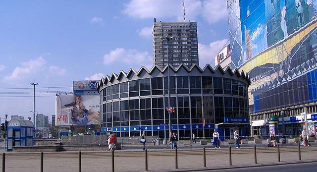 Rotunda w Warszawie do rewitalizacji. Nadal trwa drugi etap konkursu Changing The Face 2013!