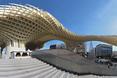 Metropol Parasol to nowoczesna architektura, która już stała się ikona Sewilli