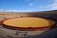 Arena Walk Byków w Sewilli - wnętrze areny