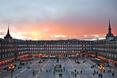 Plaza Mayor - Plac Główny w Madrycie