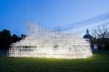 Wakacje 2013. Londyn - Serpentine Gallery - Sou Fujimoto zaprojektował kolejny letni pawilon. Zobaczcie zdjęcia