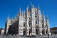 Duomo - Architektura tego miejsca powstała dzięki geniuszowi Donato Bramante