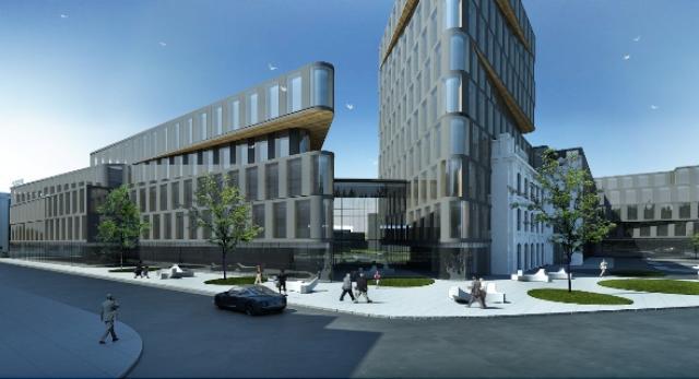 Architektura Łodzi: Biuro Architektoniczne NOW zaadaptuje zabytek dla firmy Cormach. Zobaczcie jak powiększy się siedziba marki