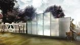 WWA Architekci zaprojektowali stację Mercedes na warszawskim Powiślu