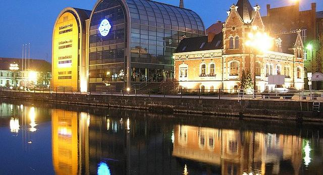 Siedziba BRE Banku uznana została za najlepsza realizację w Polsce po 1990 roku