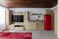 Małe mieszkanie w Sao Paulo projektu Alana Chu