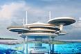 Podwodny hotel - ta bryła została zaprojektowana przez polskich inżynierów