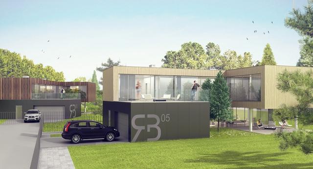 Architektura Katowic. Medusa group zaprojektowała Rezydencje Bałtycka. Zobaczcie nowe osiedle, które ma szansę powstać w Katowicach