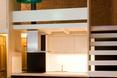 Małe mieszkanie w Madrycie Projektu BERIOT, BERNARDINI ARQUITECTOS