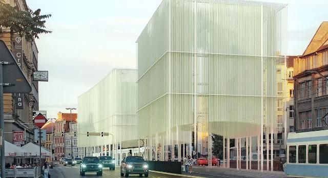 Architektura Wrocławia. Przejście Świdnickie we Wrocławiu projektu Major Architekci. Zobaczcie zwycięski projekt w konkursie