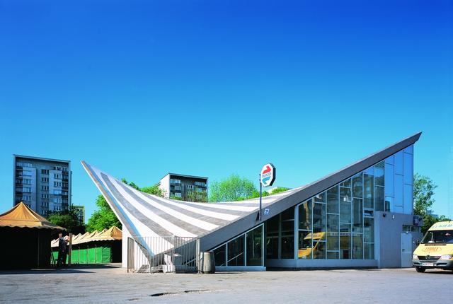 Stacja Warszawa Ochota