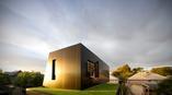 Architektura Australii. Bryła domu na przedmieściach Melbourne studia Andrew Maynard Architects