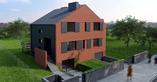 Architektura. Modernizacja bryły domu z lat 90. projektu One Architekci. Zobaczcie jak zamienić stary i brzydki budynek w nowoczesną bryłę