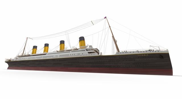 Titanic II: w Chinach powstaje wierna kopia legendarnego Titanica