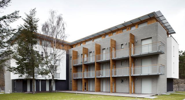 Zespół mieszkaniowy Apartamenty Bałtycka w Świnoujściu