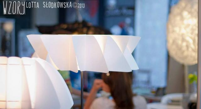 Targi designu w Warszawie. Wzory - druga edycja Warszawskich Targów Designu rusza 24 sierpnia. Tym razem młodzi artyści zaprezentują designerskie lampy