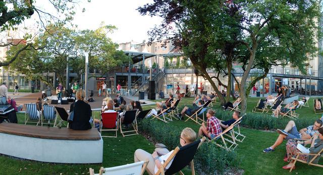 Co zobaczyć w Gdyni? Gdynia Infobox. Zobaczcie nową  przestrzeń publiczną, która powstała w Gdyni
