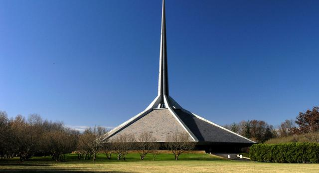 Architektura modernizmu. Columbus w USA - miasteczko zaprojektowane przez słynnych architektów modernizmu