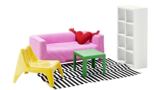 Klasyki IKEA w miniaturze