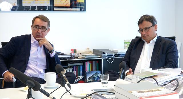 Zbigniew Pszczulny oraz Mariusz Rutz, prezesi z Pracowni JSK Architekci porozmawiali z nami na temat najważniejszego wynalazki a dzedzinie architektury!