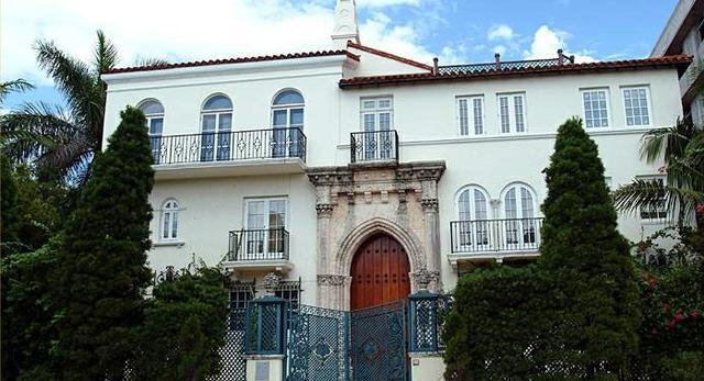 Willa Versace w Miami sprzedana! Zgadnijcie ile kosztowała?