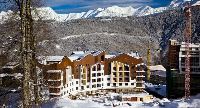 Soczi to główne miasto przyszłorocznych Zimowych Igrzysk Olimpijskich 2014. Drugą miejscowością, w której rozegrane zostaną przede wszystkim dyscypliny narciarskie, jest znany kurort Krasnaya Polyana