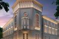Architektura Krakowa. Angel Wawel-pracownia Gottesman-Szmelcman przerobiła stary klasztor na apartamenty u podnóża Wawelu