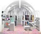 Architektura wnętrz. BudCud zaprojektowało wnętrze butiku Headquarters Store w zabytkowej kamienicy