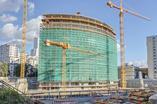Warsaw Spire: ukończono budowę pierwszej części najwyższego biurowca w Polsce