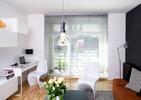 Kawalerki i małe mieszkania: 6 pomysłów na niebanalne małe wnętrza. Galeria zdjęć