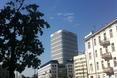 Nowy budynek na Placu Unii Lubelskiej w Warszawie zastąpił istniejący tam od 1962 roku Supersam