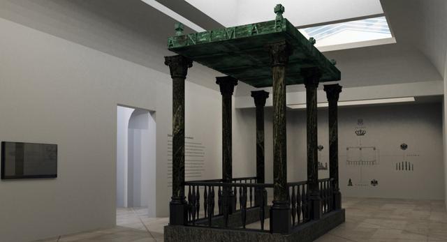 Tak prezentuje się polski pawilon, który zostanie wystawiony podczas 14 Biennale w Wenecji w przyszłym roku