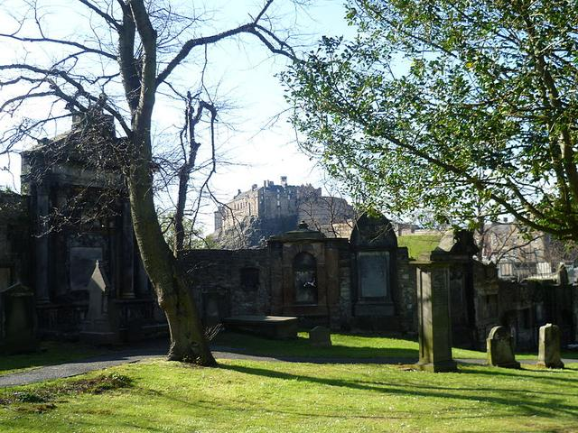 Cmentarz Greyfraires (Edinburgh)