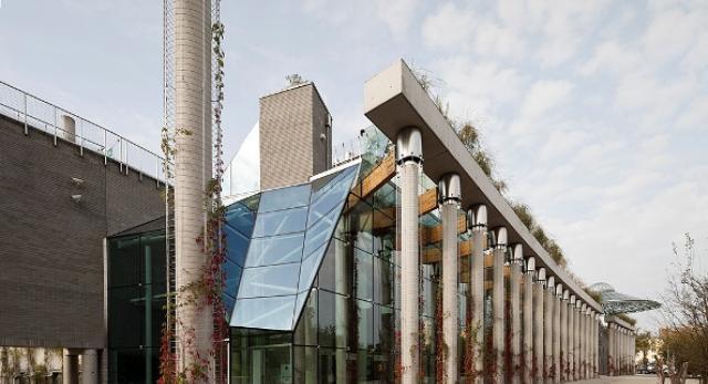Opera Podlaska projektu Marka Budzyńskiego. Zobacz zdjęcia kompleksu Europejskiego Centrum Sztuki w Białymstoku