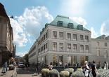 Plac Zamkowy – Business with Heritage. Rusza budowa pierwszej komercyjnej inwestycji na warszawskim Starym Mieście projektu RKW Rhode Kellermann Wawrowsky