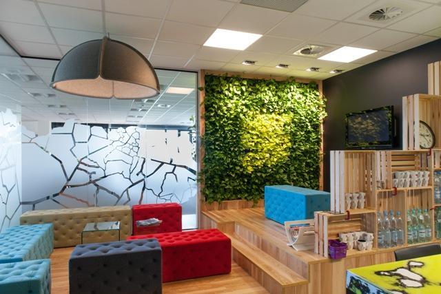 Levi's ma nową siedzibę, chcielibyście pracować w takim biurze?