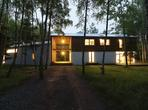 Dom malarza Jacka Ziemińskiego w Czarnowie