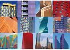 Kolorowe wieżowce. 13 najbardziej odjechanych wieżowców na świecie! Zobaczcie architekturę pełną kolorów!