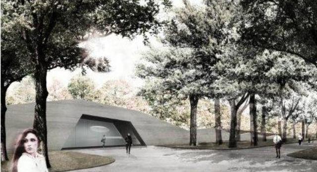 Nowy obiekt będzie schowany pod ziemią. Tak wyglądają wizualizacje zwycięskiego projektu!