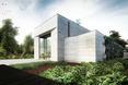 Projekt krematorium powstał na zlecenie prywatnej formy PRODUCTS, która zarządza nekropolią przy ul. Żwirowej