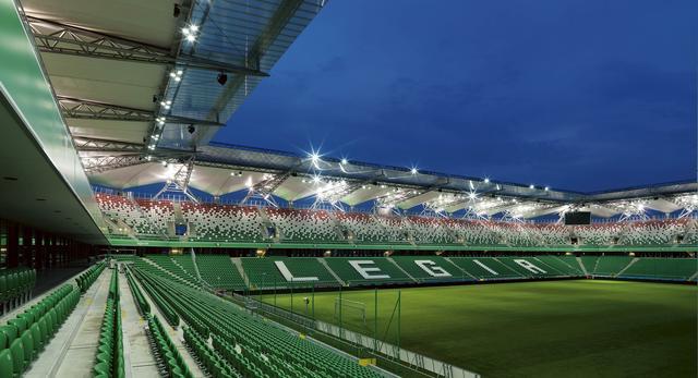 Nowy stadion Legii w Warszawie