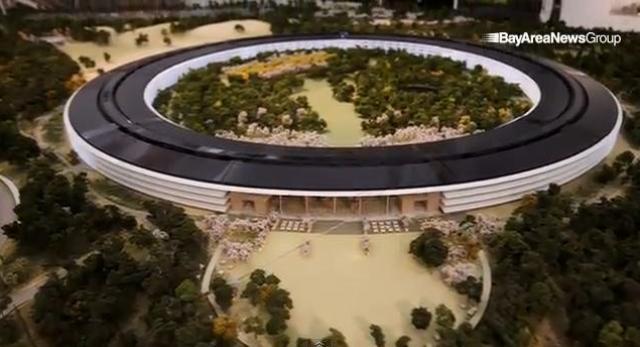 Nowa siedziba formy Apple ma kosztować aż 5 miliardów dolarów!