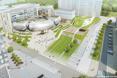 Nowy bryła Wydziału Psychologii UW w Kampusie Ochota. Mamy wizualizacje budynku projektu Arch Magic!