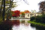 Łazienki Królewskie w Warszawie pięknieją. Porównajcie kilka zdjęć przed i po remoncie