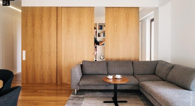 Architektura wnętrz. Funkcjonalny minimalizm, czyli nowoczesne wnętrze z klasą. Zobacz propozycję pracowni 81.WAW.PL