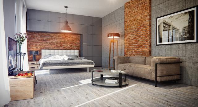 Nowa Papiernia to lofty dla osób, które cenią sobie spokój, nowoczesność oraz niestandardowe rozwiązania mieszkań