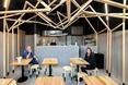 Bangkok w Warszawie. Architektura wnętrz TUK TUK autorstwa Moko Architects