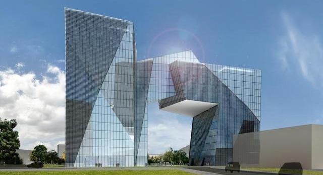 Daniel Libeskind projektuje w Łodzi! Czy Brama Miasta stanie się nowym łódzkim symbolem?