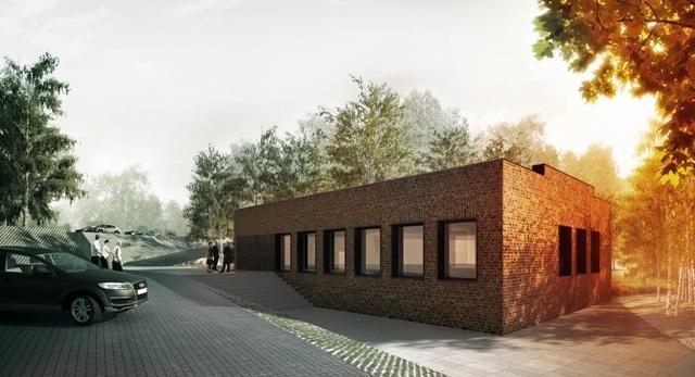 Architektura Katowic. Projekt rewitalizacja Fabryki Porcelany autorstwa TTAT oraz SXL